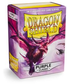 Dragon Shield - Purple Classic Sleeves