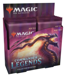 Collector Boosterbox - Commander Legends