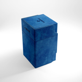 Gamegenic - Watchtower 100+ Convertible Deckbox - Blue