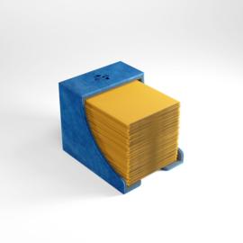 Gamegenic - Watchtower 100+ Convertible Deckbox - Blue