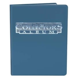 Ultra Pro - Collector's Portfolio (9-pocket) - Blue