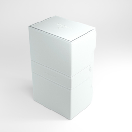 Gamegenic - Stronghold 200+ Convertible Deckbox - White