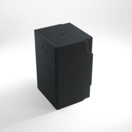 Gamegenic - Watchtower 100+ Convertible Deckbox - Black