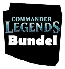 Deckbundel - 2 decks - Commander Legends