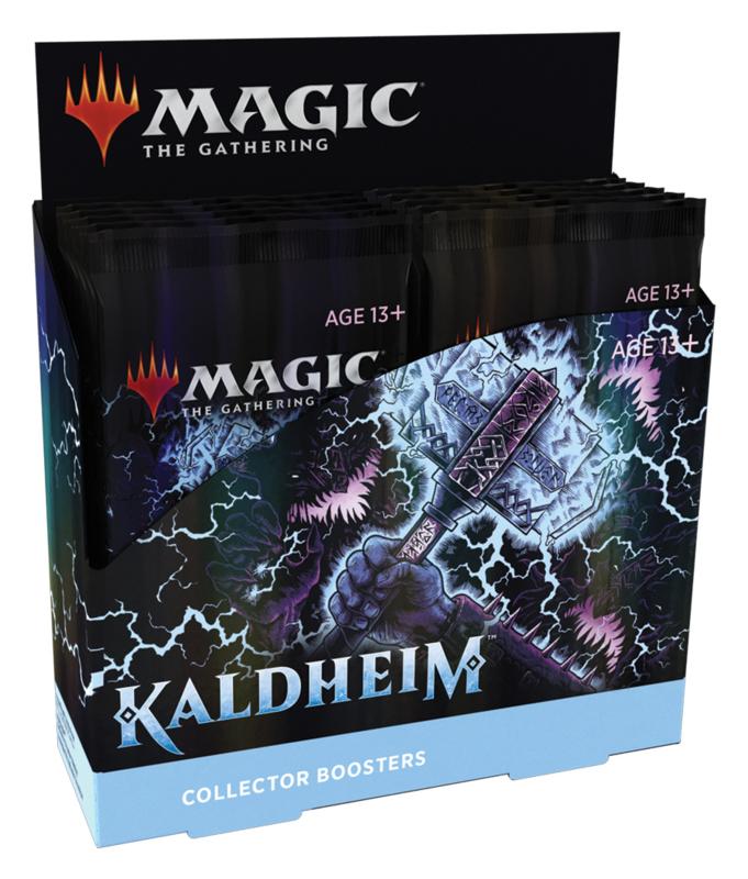 Collector Boosterbox - Kaldheim