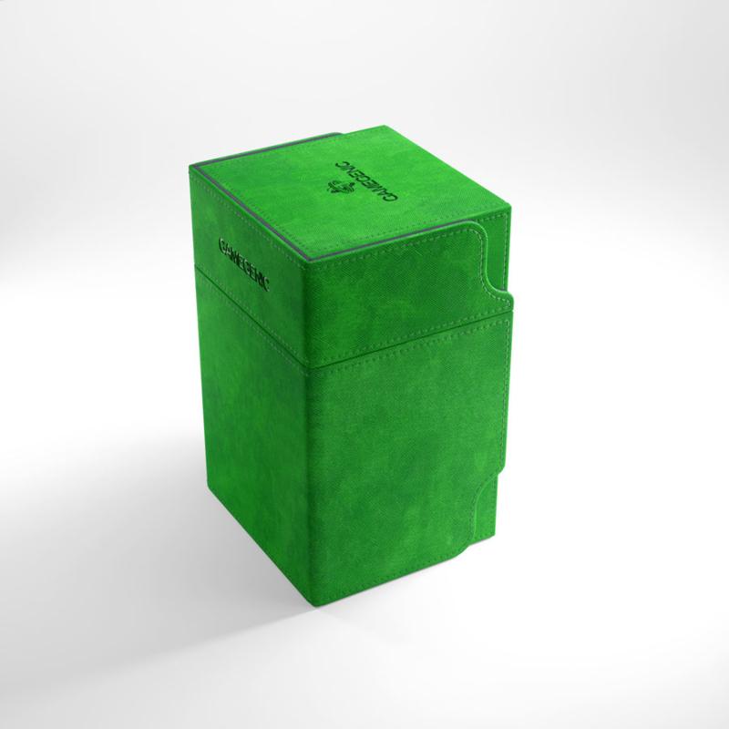 Gamegenic - Watchtower 100+ Convertible Deckbox - Green