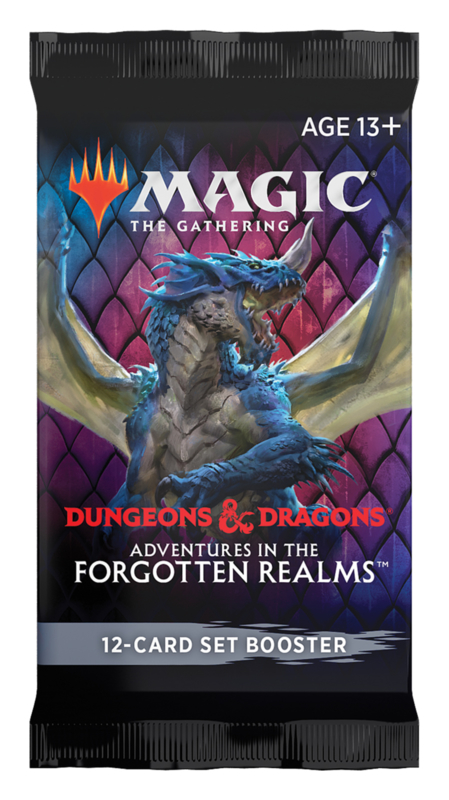 Set Booster - Adventure in the Forgotten Realms