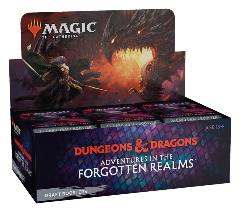Set Boosterbox - Adventure of the Forgotten Realms