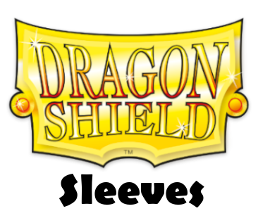 dragon shield sleeves standard small euro penny
