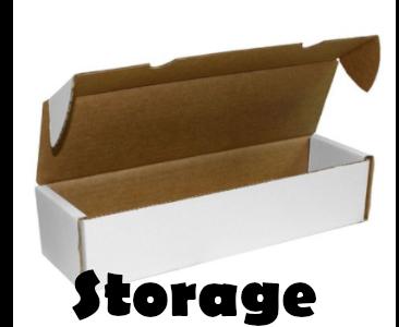 storage cardboard kartonnen opbergdozen doos