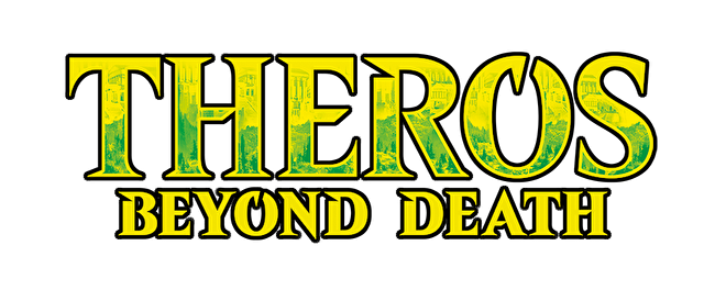 theros beyond death set mtg magic the gathering