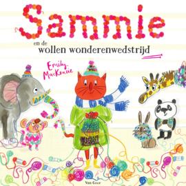 Sammie en de wollen wonderwedstrijd