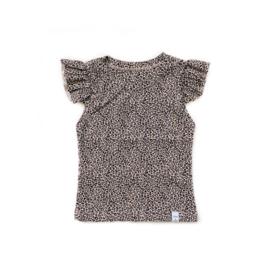 Little & Cool | Shirt Leopard pink