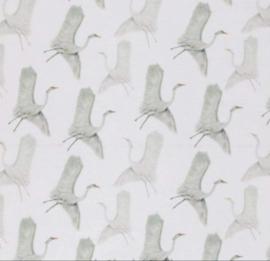 Little & Cool | Aankleedkussenhoes vogels