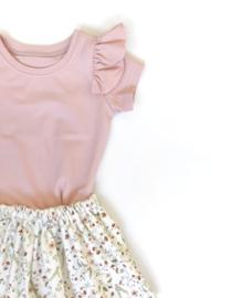 Little & Cool | Shirt ruffle pink