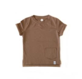 Little & Cool | Shirt bruin