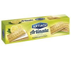 Artiach galletas artinata limón 210g