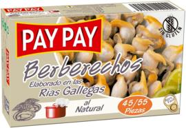 Pay Pay berberechos 45/55 115g
