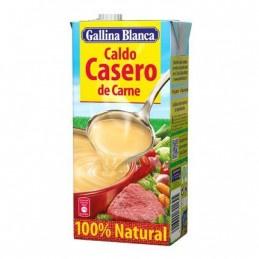 Gallina Blanca caldo casero de carne 1l