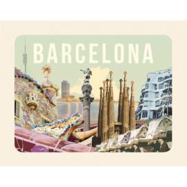 Galletas surtidas lata Barcelona 225g
