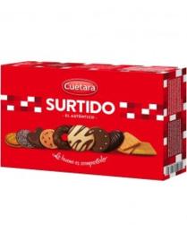 Cuétara galletas surtido 210g