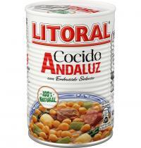 Litoral Cocido Andaluz 425g