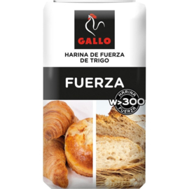 Gallo harina de fuerza de trigo 1kg