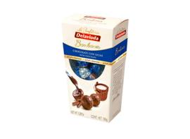 Delaviuda bombones choco-leche 100g