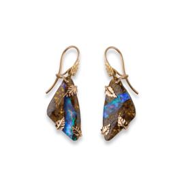 Oorhangers Opaal