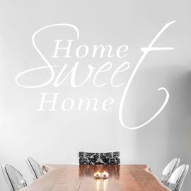Home Sweet Home (lettertype naar keuze)