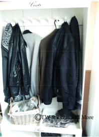 Coats en Shoes kapstok en schoenenkast