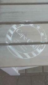 Cape Cod tafel stempel