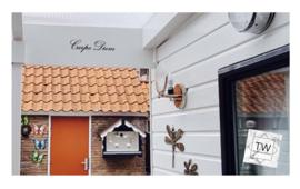 Carpe Diem (lettertype naar keuze)