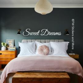 Sweet Dreams (lettertype naar keuze)