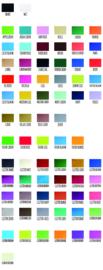 Bedrukkings kleuren
