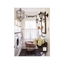 Laundry aan waslijn