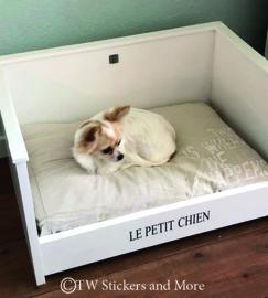 Le Petit Chien Hondenmand