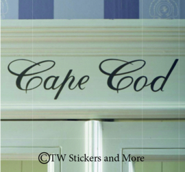 Cape Cod kast