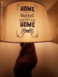 Home sweet haunted home
