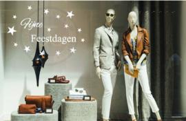 Winkelruit Fijne Feestdagen en sterren