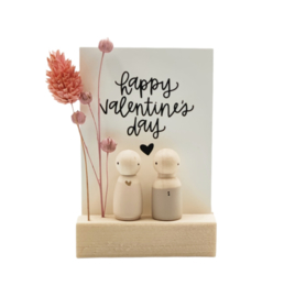 "Cadeaudoosje ""Happy Valentine's day"""