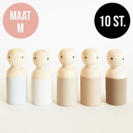 NATURE Assorti man maat M (10st.)
