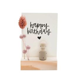 "Cadeaudoosje ""Happy Birthday"""