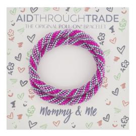 Adult Mommy & Me Roll-On® Bracelets Princess