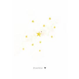 STERKTE - STERREN - Nadine Illustraties