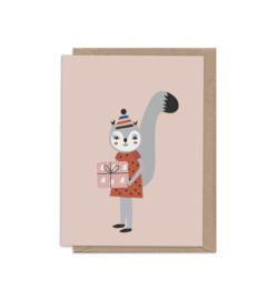 Nanna Greeting Card - Little Otja