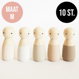 NATURE Assorti vrouw maat M (10st.)