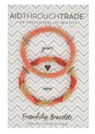 Roll-On® Friendship Bracelets Grapefruit