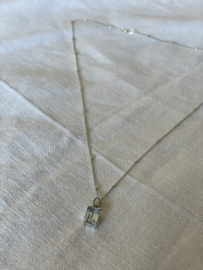 Ketting Apetite zilver