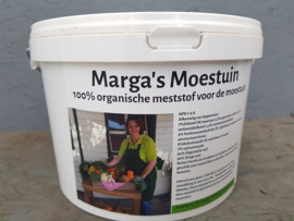Marga's Moestuinmest 2,5kg
